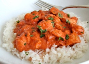 Chicken Tikka Masala l